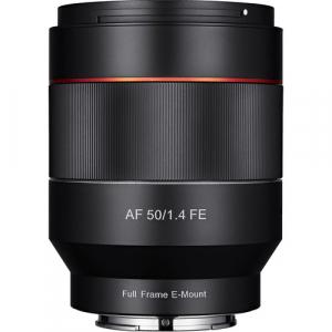 Samyang Obiectiv Foto Mirrorless AF 50mm f1.4 AF SONY FE0