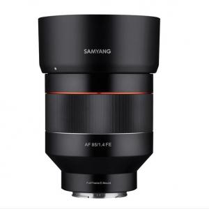 Samyang Obiectiv Foto Mirrorless AF 85mm f1.4 SONY FE3