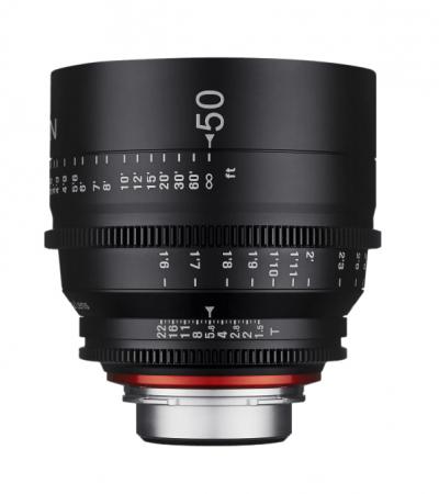 Xeen 50mm T1.5 Canon EF [0]