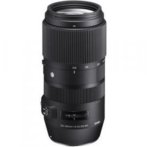 Sigma 100-400mm Obiectiv Foto DSLR f5-6.3 DG OS HSM NIKON1