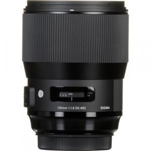 Sigma Obiectiv Foto Mirrorless 135mm f1.8 DG HSM ART SONY E (FE) [2]