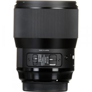 Sigma Obiectiv Foto Mirrorless 135mm f1.8 DG HSM ART SONY E (FE) [3]