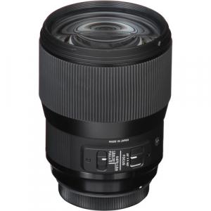 Sigma 135mm Obiectiv Foto DSLR f1.8 DG HSM ART Canon produs expus [2]