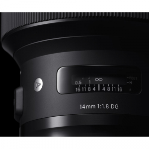 Sigma 14mm Obiectiv Foto DSLR f1.8 DG HSM ART NIKON6