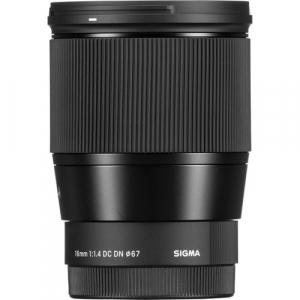 Sigma 16mm Obiectiv Foto Mirrorless f1.4 DC DN C Canon EF-M3