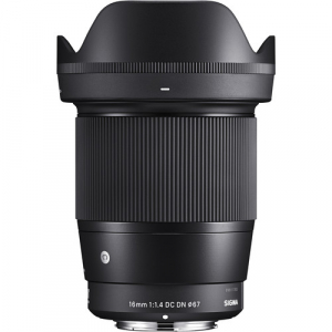 Sigma 16mm Obiectiv Foto Mirrorless f1.4 DC DN C Canon EF-M2