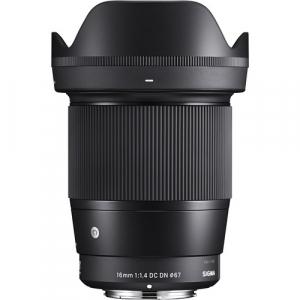 Sigma 16mm f1.4 DC DN MFT Obiectiv Foto Mirrorless5
