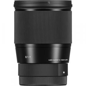 Sigma 16mm f1.4 DC DN MFT Obiectiv Foto Mirrorless2