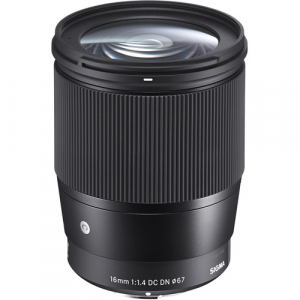 Sigma 16mm f1.4 DC DN MFT Obiectiv Foto Mirrorless0