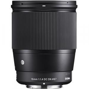 Sigma 16mm f1.4 DC DN MFT Obiectiv Foto Mirrorless1