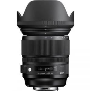 Sigma 24-105mm Obiectiv Foto DSLR f4 DG OS HSM ART CANON1
