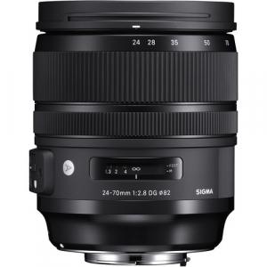 Sigma 24-70mm Obiectiv Foto DSLR f/2.8 OS DG HSM ART Nikon4
