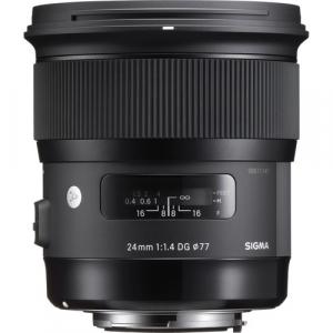 Sigma 24mm Obiectiv Foto DSLR f1.4 DG HSM ART CANON1