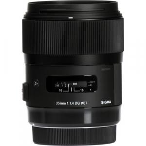 Sigma 35mm Obiectiv Foto DSLR f1.4 DG HSM ART CANON [3]
