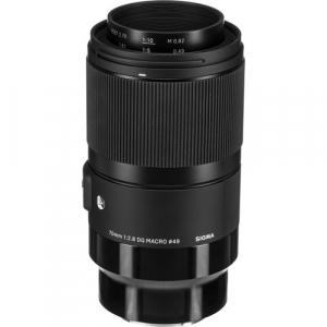 Sigma 70mm Obiectiv Foto Mirrorless f2.8 DG MACRO ART SONY E