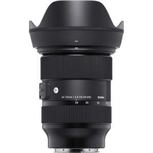 Sigma Obiectiv Foto Mirrorless 24-70mm f2.8 DG DN ART SONY E1