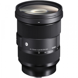 Sigma Obiectiv Foto Mirrorless 24-70mm f2.8 DG DN ART SONY E