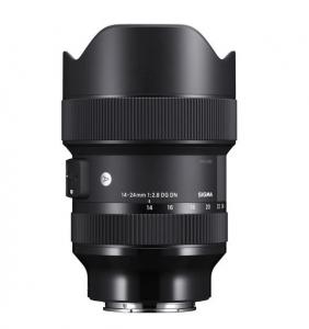 Sigma Obiectiv Foto Mirrorless 14-24mm f2.8 DG HSM ART PANASONIC L [0]