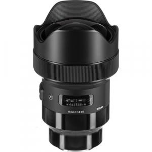 Sigma Obiectiv Foto Mirrorless 14mm f1.8 DG HSM ART SONY E (FE)0