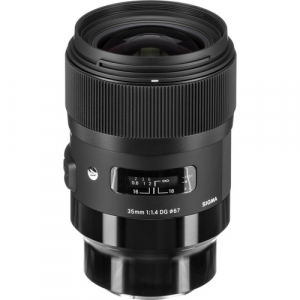 Sigma Obiectiv Foto Mirrorless 35mm f1.4 DG HSM ART SONY E (FE)11