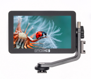 "SmallHD Monitor Focus 5"" HDMI Touchscreen"