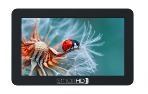"SmallHD Kit Monitor Focus 5"" HDMI Touchscreen cu brat de prindere1"