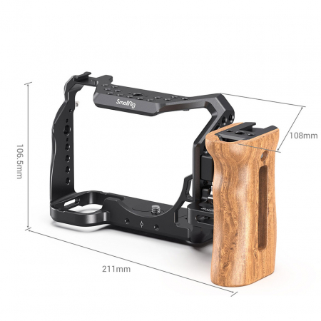 SmallRig 3008 Professional Kit pentru Sony Alpha 7S III [1]