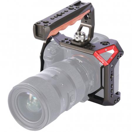 SmallRig Cage cu maner Kit pentru Sony A7 III si A7R III KCCS2694