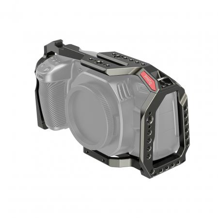 SmallRig Full Cage pentru Blackmagic Cinema Camera 4K si 6K (Dark Olive) 2766