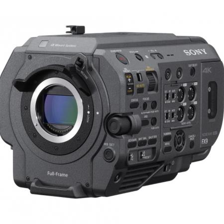 Sony Alpha PXW-FX9 Camera Cinematica Full Frame 6K Body [0]