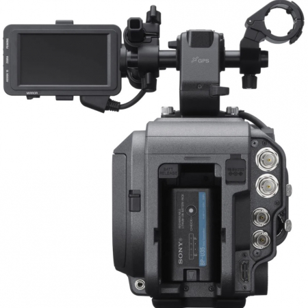 Sony Alpha PXW-FX9 Camera Cinematica Full Frame 6K Body [3]
