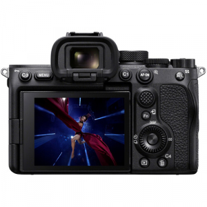 Sony A7S III Aparat Foto Mirrorless Full Frame 4K120p Body2