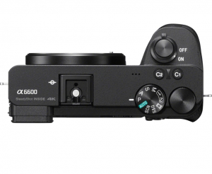 Sony Aparat Foto Mirrorless Kit Alpha A6600 24.2 MP cu Obiectiv 18-135mm 4K Negru2