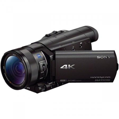 Sony FDR-AX100 Camera Video Semi-Profesionala 4K [0]