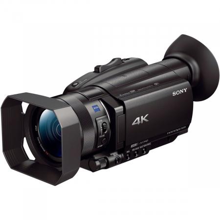 Sony FDR-AX700 Camera Video 4K [3]