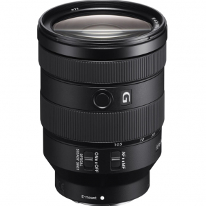 Sony Obiectiv foto Mirrorless 24-105mm F4 OSS G Sony FE