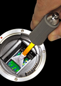 Visibla Dust LED pentru spatula curatare senzor [2]