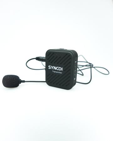 Synco G1 Lavaliera Wireless cu microfon incorporat2
