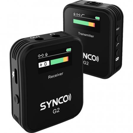Synco G2 (A1) Lavaliera Wireless cu microfon incorporat [2]
