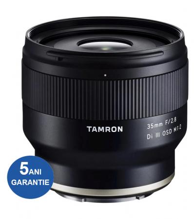 Tamron 35mm Obiectiv Foto Mirrorless F2.8 Di III OSD pentru Sony E [0]
