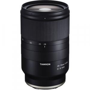 Tamron Obiectiv Foto Mirrorless 28-75mm f2.8 DI III RXD montura SONY E2