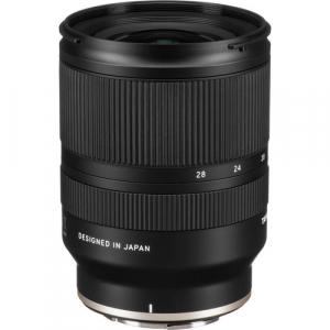 Tamron Obiectiv Foto Mirrorless 17-28mm  f2.8 RXD III montura SONY E5