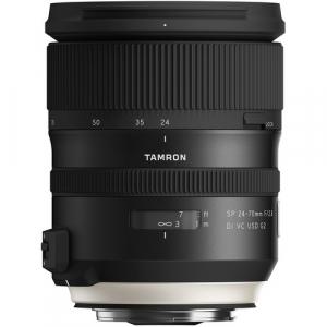 Tamron SP 24-70mm Obiectiv Foto DSLR f2.8 Di VC USD G2 montura Canon EF2