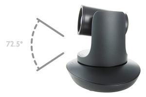 Telycam Camera PTZ 4K Ultra-HD Zoom 12X [1]