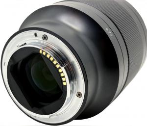 Tokina atx-m 85mm f/1.8 FE obiectiv montura Sony E1