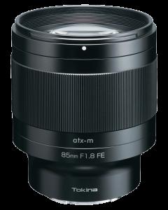 Tokina atx-m 85mm f/1.8 FE obiectiv montura Sony E0