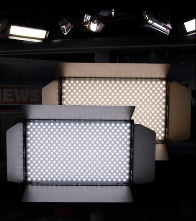Tolifo GK-J-200WAB Panou LED Bicolor de studio [2]