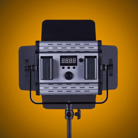 Tolifo GK-S36B Lampa Video LED RGB Bicolor 360 [2]