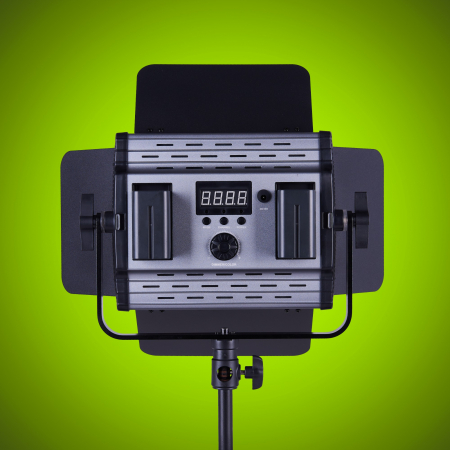 Tolifo GK-S36B Lampa Video LED RGB Bicolor 360 [3]