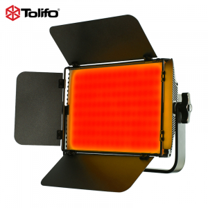 Tolifo GK-S60 LED Bicolor/RGB cu softbox si stativ [3]